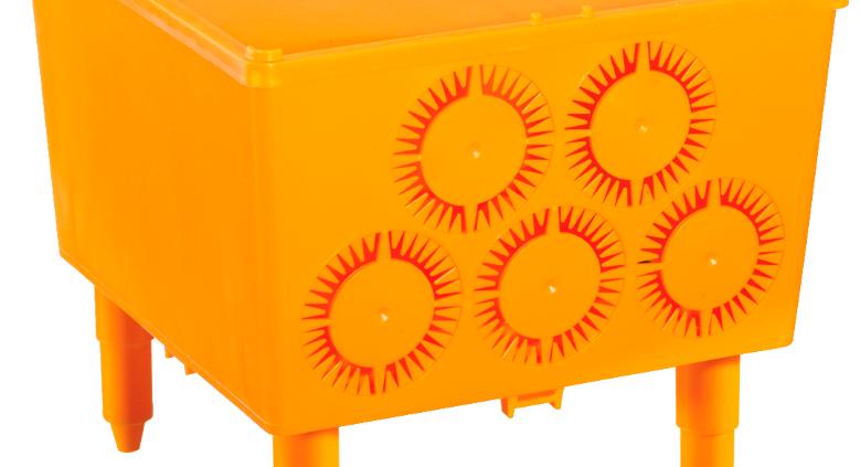 Une boite de réservation BT BOX